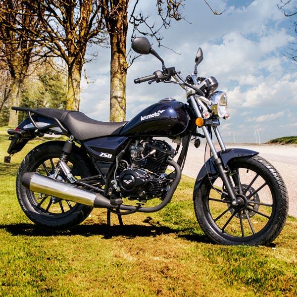 50cc & 125cc Scooters & Learner Motorbikes | Lexmoto Ireland